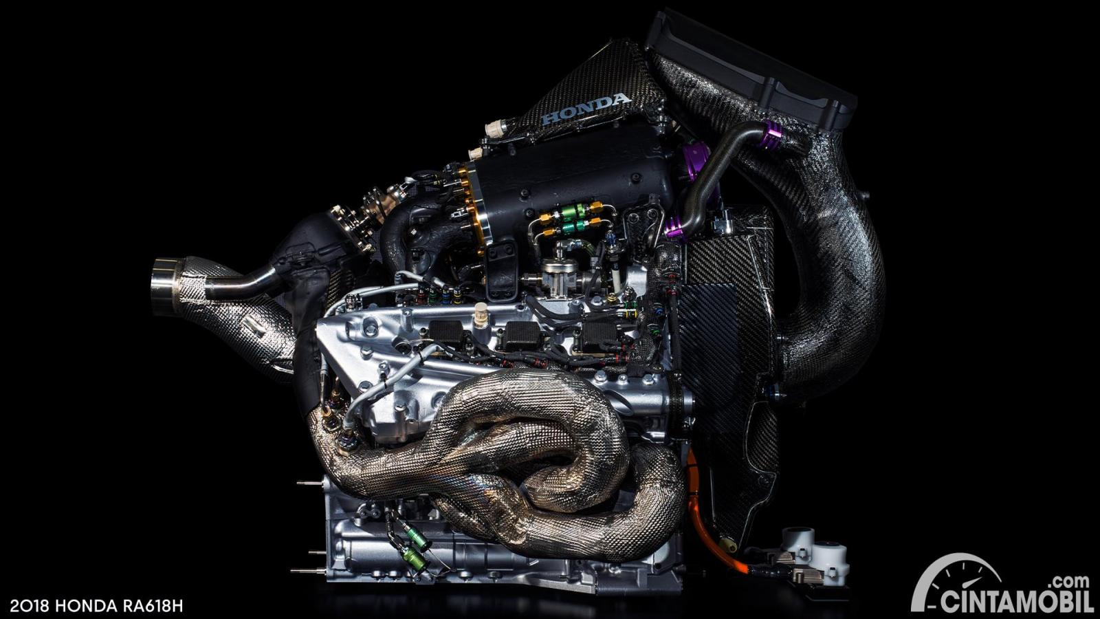 Power unit Honda Red Bull
