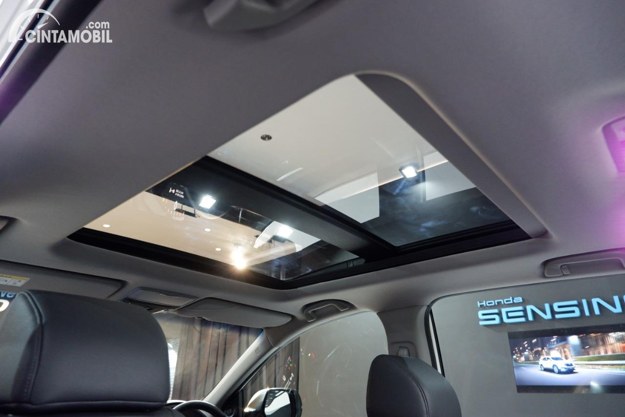 Foto power Panoramic Sunroof Honda CR-V Turbo Prestige 2021