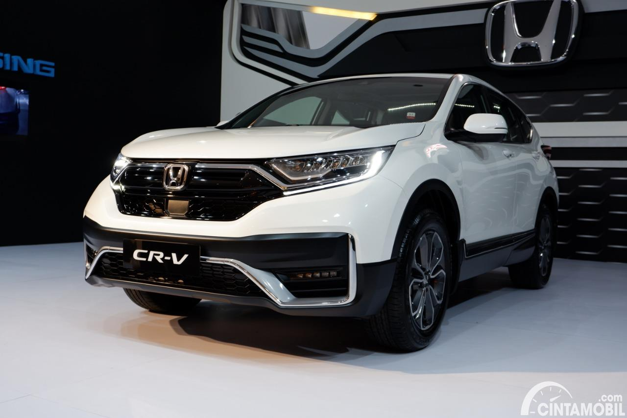 Foto Honda CR-V Turbo Prestige 2021