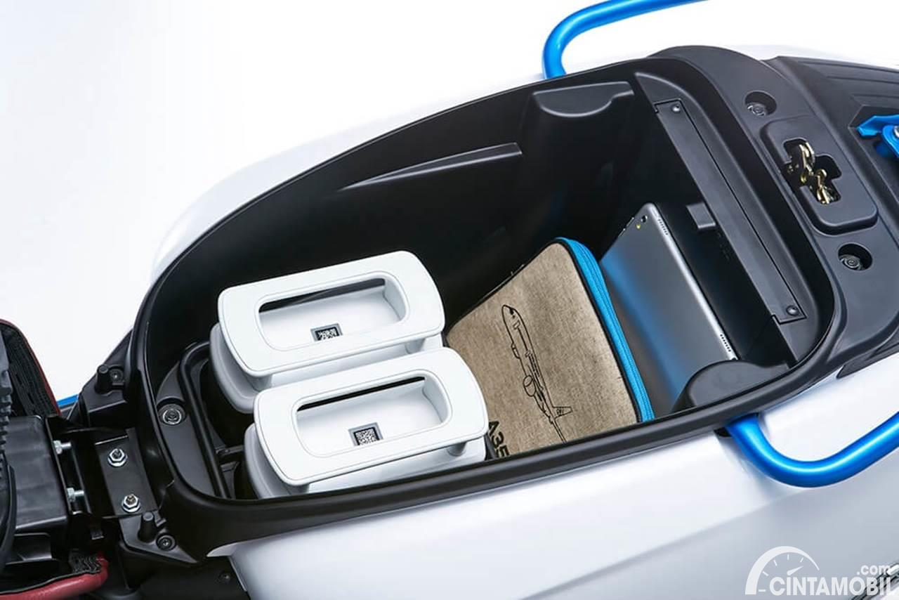 Swappable Battery System