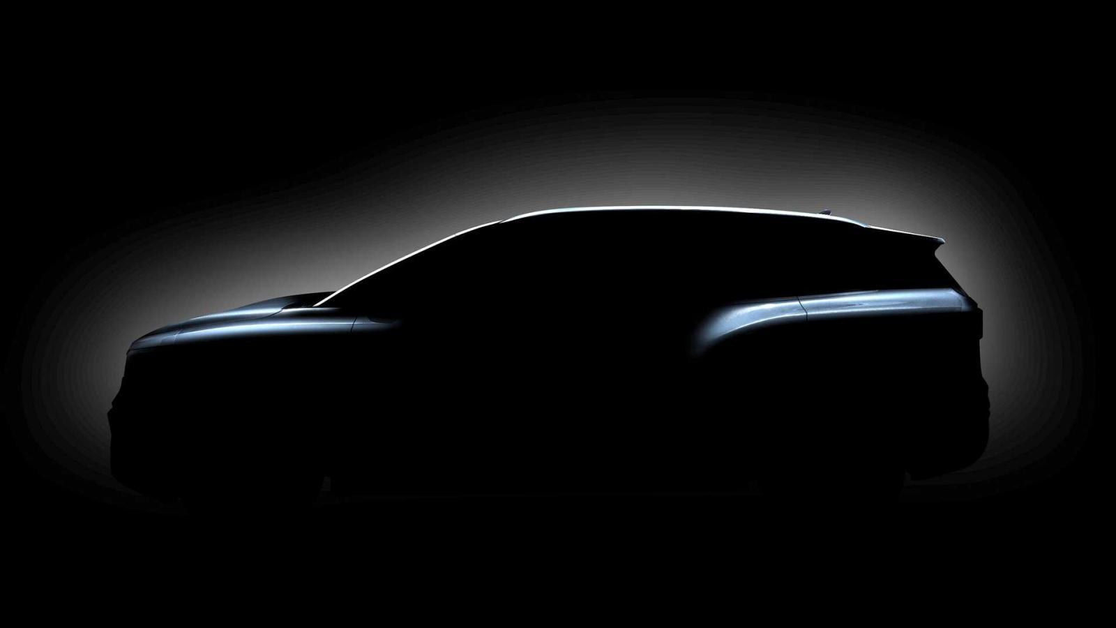 Bakal Debut di Shanghai, Volkswagen Rilis Teaser VW ID.6