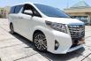 DIjual Cepat Toyota Alphard G 2015 di DKI Jakarta 4