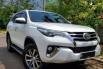 Dijual mobil bekas Toyota Fortuner VRZ 2017, DKI Jakarta 1