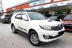 Dijual Mobil Toyota Fortuner G 2014 di Tangerang Selatan 3