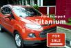 Ford ecoSport Titanium AT Orange 2014 Kondisi Baik 1