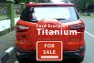Ford ecoSport Titanium AT Orange 2014 Kondisi Baik 2