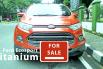 Ford ecoSport Titanium AT Orange 2014 Kondisi Baik 3