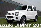 Suzuki Jimny 2018 Model, Harga, Spesifikasi dan Review Lengkap