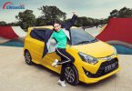 Profil Toyota Agya TRD 2017: Makin Gaya Dan Bertenaga