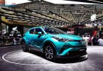 Review Toyota C-HR Hybrid 2018, SUV Stylish Nan Ramah Lingkungan