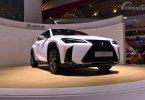 Review Lexus UX 250h 2018