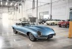 Review Jaguar E-Type Zero 2018