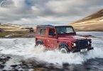 Review Land Rover Defender Works V8 2018 Indonesia