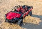 Review Honda Rugged Open Air Vehicle 2018 Indonesia