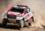 Review Toyota Hilux Gazoo Racing Dakar Rally 2019