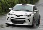 Review Toyota C-HR Rally Car 2020