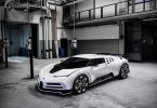 Review Bugatti Centodieci 2019: Gabungan Retro dan Futuristik dengan Kesempurnaan Bugatti