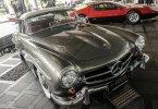 "Review Mercedes-Benz 190 SL 1956: Sang Bintang ""Swinging Fifties"" Pencetus Era Sportscar Kompak Mercedes-Benz"