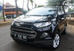Review Ford EcoSport 1.5L Titanium 2014: SUV Kompak Penuh Fitur Kelahiran 'Negeri Samba'