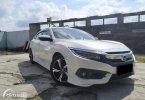 Review Honda Civic Turbo Sedan 2016: Semakin Sporty dengan Mesin Turbo