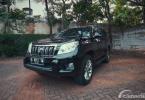 Review Toyota Land Cruiser Prado J150 2010: Tangguh dengan Harga yang Stabil