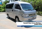 Review Suzuki New Carry Minibus 2020: Tawarkan Kelegaan Kabin