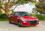 Review Honda Accord 2021: Teknologi Anyar Tanpa Transmisi Manual