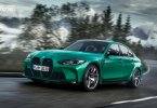 Review BMW M3 2021: Level Baru Sedan Kencang Bavaria