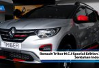 Review Renault Triber M.C.J Special Edition 2020: Sentuhan Indonesia