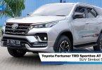 Review Toyota Fortuner TRD Sportivo AT 2020: SUV yang Jadi Simbol Status
