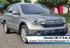 Review Honda CR-V 2.4L 2007: Kartu Truf Honda Melawan X-Trail