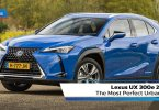 Review Lexus UX 300e 2020: The Most Perfect Urban EV