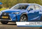 Review Lexus UX 300e 2020: The Most Perfect Urban EV