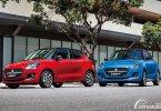 Review Suzuki Swift 2020: Revisi Tengah Generasi dengan Fitur Baru