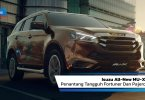 Review Isuzu All-new MU-X 2020: Penantang Fortuner Dan Pajero Sport Makin Tangguh