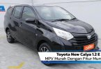 Review Toyota New Calya 1.2 E 2019: MPV Murah Dengan Fitur Mumpuni