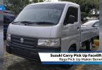 Review Suzuki Carry Pick Up Facelift 2021: Raja Pick Up Makin Berwibawa