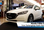 Review Mazda 2 Elite 2020: Trim Terlengkap Hadir Kembali