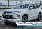 Review Mitsubishi Pajero Sport Dakar 4x4 2021: Terbaik Di Kelasnya