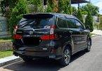 TOYOTA AVANZA G MT BLACK 2015 2