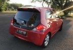 Honda Brio Satya E CVT 2018 Merah 3
