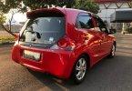 Honda Brio Satya E CVT 2018 Merah 2