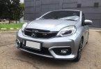 Honda Brio Rs 1.2 Automatic 2016 Silver 1