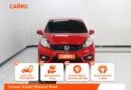 Honda Brio E Satya MT 2017 Merah 1