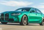 Review BMW M3 Competition 2021: Sport Sedan Terpopuler Makin Dewasa