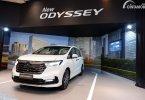 Honda Odyssey 2.4L 2021: Semakin Aman dan Nyaman