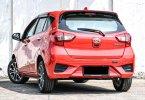 Daihatsu Sirion D MT 2020 Merah Murah Kilometer Rendah Bergaransi Siap Pakai 2