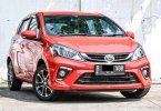 Daihatsu Sirion D MT 2020 Merah Murah Kilometer Rendah Bergaransi Siap Pakai 1