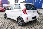 Kia Picanto SE At 2012 Putih Murah Dp Minim Bergaransi Siap Pakai 2