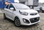 Kia Picanto SE At 2012 Putih Murah Dp Minim Bergaransi Siap Pakai 1